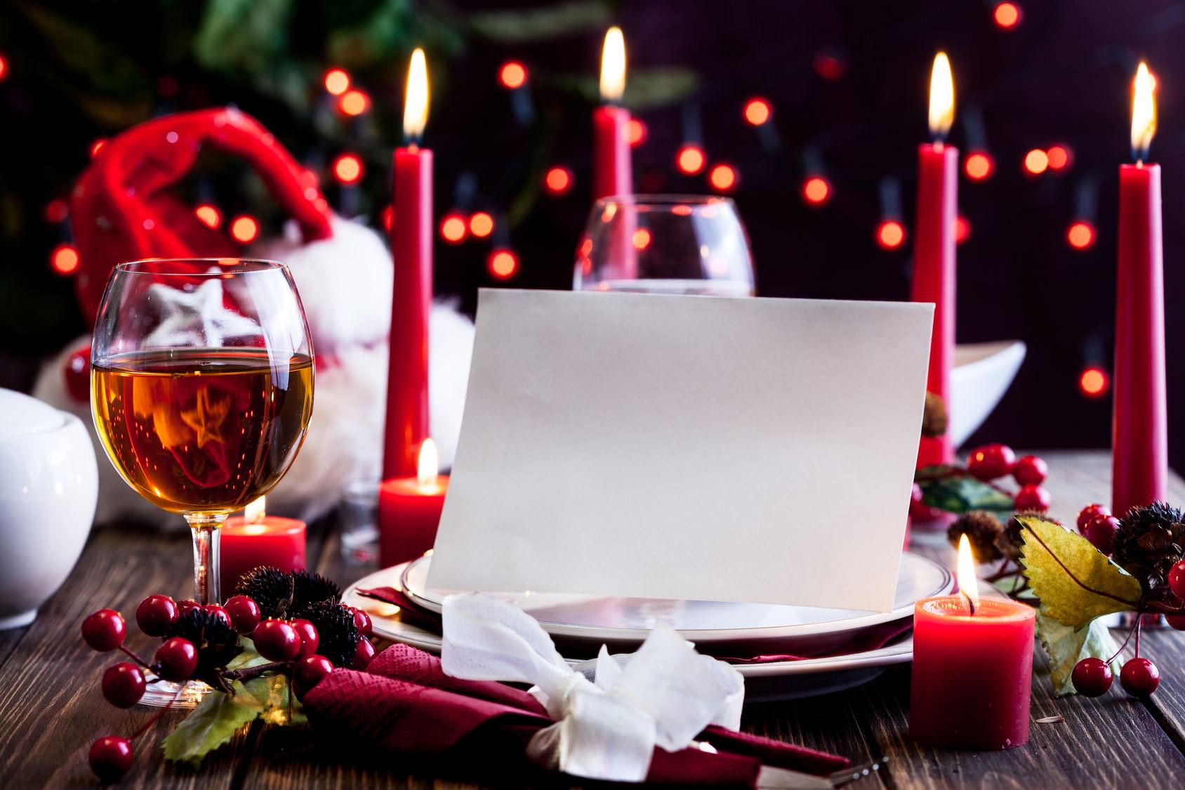 Repas de Noël traiteur