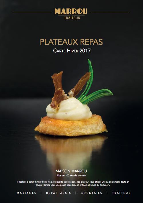 carte plateaux repas hiver 2017-marrou